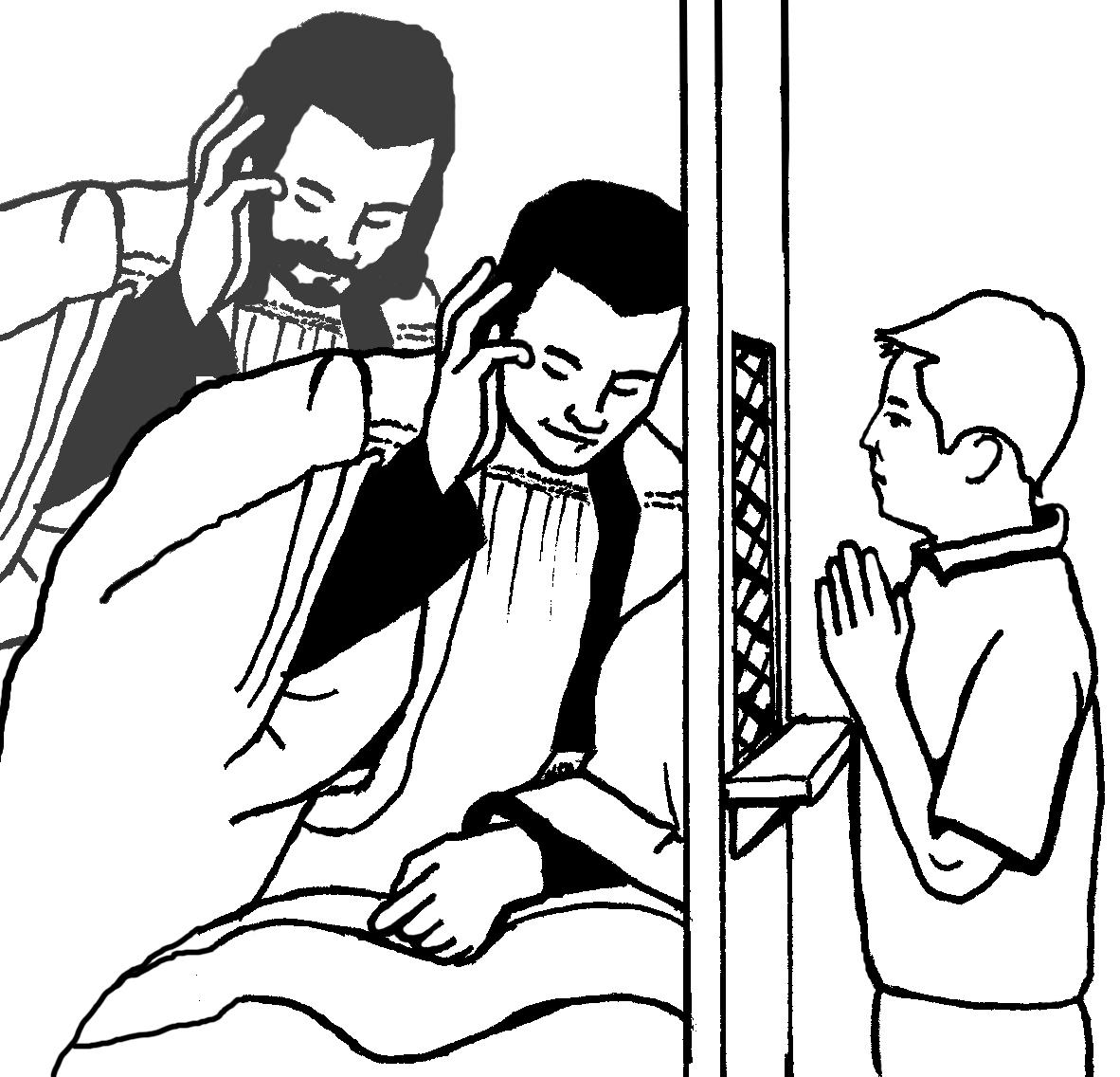 Sacramental Confession Is An Unbiblical Concept FALSE