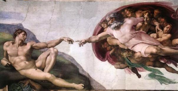 god-creatring-man