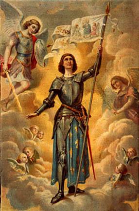 Nữ Thánh Jeanne d'Arc