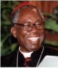 Cardinal Arinze Funny