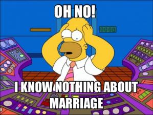 Marriage Panic
