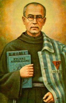 St. Max Kolbe