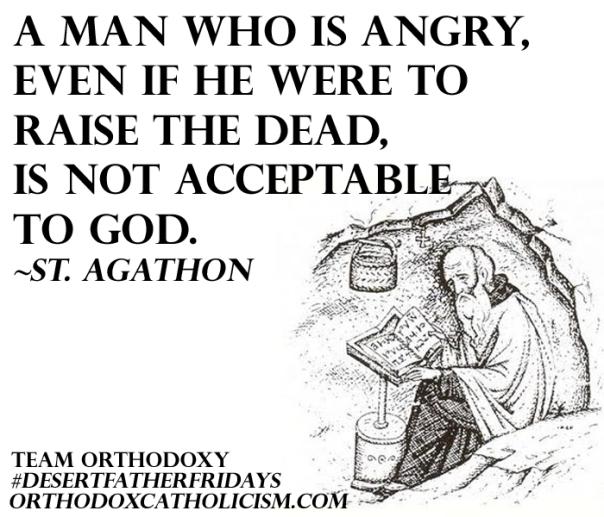 St. Agathon