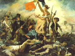 -French-Revolution-Delacroix