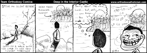 Deep in the Interior Castle