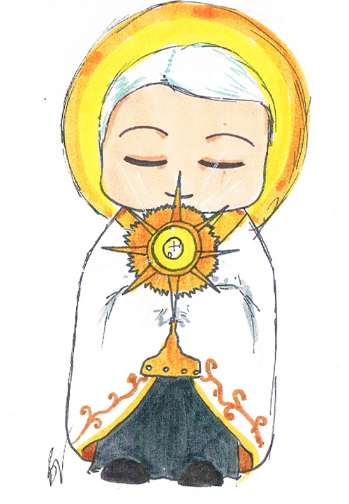 CutieCatholics: St.Peter Julian Eymard